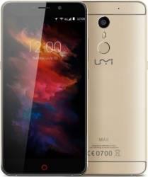 Telefon mobil UMI Max 16GB Dual Sim 4G Gold