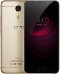 Telefon mobil UMI Plus 32GB Dual Sim 4G Gold