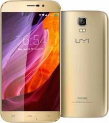 Telefon mobil UMI Rome X Dual Sim Gold