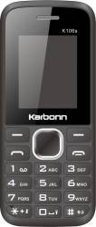 Telefon Mobil Karbonn K106s Dual Sim Red Telefoane Mobile