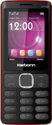 Telefon Mobil Karbonn K9 Dual Sim Spy Black-Red Telefoane Mobile