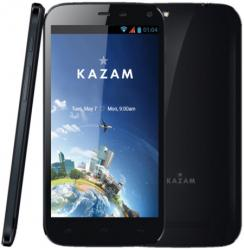 imagine Telefon Mobil Kazam Thunder2 5.0 Dual SIM Black kazam thunder 2.5.0 black