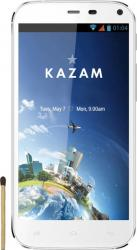 imagine Telefon Mobil Kazam Thunder2 5.0 Dual SIM White kazam thunder 2.5.0 white