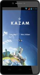 imagine Telefon Mobil Kazam Trooper2 6.0 Dual SIM Black kazam trooper 2.6.0 black