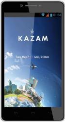 imagine Telefon Mobil Kazam Trooper2 6.0 Dual SIM White kazam trooper 2.6.0 white