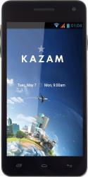 imagine Telefon Mobil Kazam TV 4.5 Dual SIM Black kazam tv 4.5 black