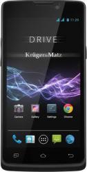 Telefon Mobil Kruger Matz Drive2.1 Dual SIM Black