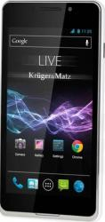 Telefon Mobil Kruger Matz Live Dual SIM White