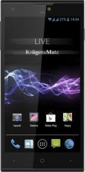Telefon Mobil Kruger Matz Live2 Dual SIM Black