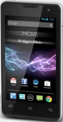 Telefon Mobil Kruger Matz Move Dual SIM White