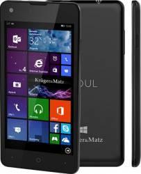 Telefon Mobil Kruger Matz Soul 2 Dual SIM Windows 8.1 Black