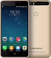 Telefon mobil Leagoo KIICAA Power Dual Sim Gold Telefoane Mobile