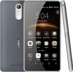Telefon Mobil Leagoo M8 Dual SIM Titanium Grey + Husa + Casti + Folie Telefoane Mobile