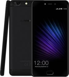 Telefon Mobil Leagoo T5 32GB Dual SIM 4G Black + Husa + Folie Telefoane Mobile
