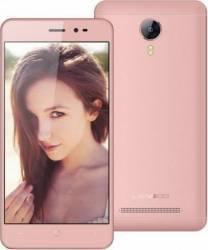 Telefon Mobil Leagoo Z5c Dual SIM Rose Gold + Husa + Casti + Folie Telefoane Mobile