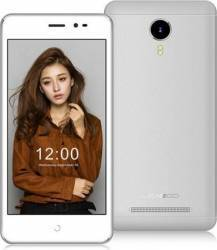 Telefon Mobil Leagoo Z5c LTE Dual SIM 4G White + Husa + Casti + Folie Resigilat Telefoane Mobile