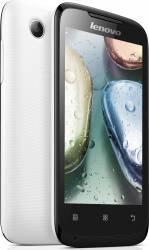 Telefon Mobil Lenovo A369i Dual SIM White