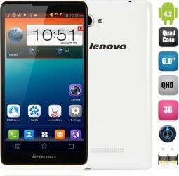 Telefon Mobil Lenovo A889 Dual SIM White