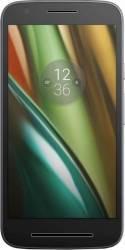 Telefon Mobil Lenovo Moto E3 Single Sim 4G Black Telefoane Mobile