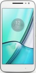 Telefon Mobil Lenovo Moto G4 Play 16GB Dual Sim 4G White
