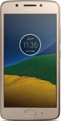 Telefon Mobil Lenovo Moto G5 16GB 4G DS Gold Telefoane Mobile