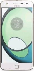Telefon Mobil Lenovo Moto Z Play 32GB Dual Sim 4G White Telefoane Mobile