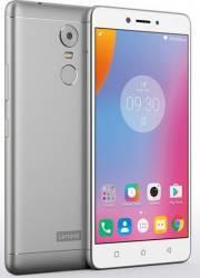 Telefon Mobil Lenovo Vibe K6 Note 32GB Dual Sim 4G Silver Telefoane Mobile