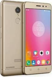 Telefon Mobil Lenovo Vibe K6 Note 32GB Dual Sim 4G Gold Telefoane Mobile