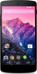 imagine Telefon Mobil LG Google Nexus 5 16GB Black + Husa Flip bundleg2+flip