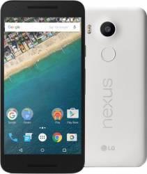 Telefon Mobil LG Nexus 5X 32GB LTE White Telefoane Mobile