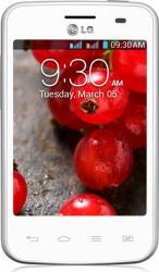 imagine Telefon Mobil LG Optimus L3 II E435 Dual SIM White 72404