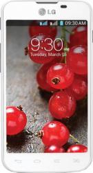 Telefon Mobil LG Optimus L5 II E455 Dual SIM White
