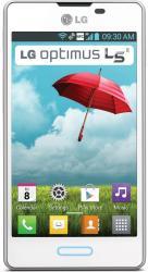 imagine Telefon Mobil LG Optimus L5 II E450 White lge450wh