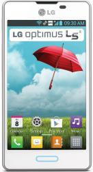 Telefon Mobil LG Optimus L5 II E450 White