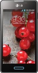 Telefon Mobil LG Optimus L5 II E460 Black