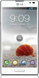 Telefon Mobil LG Optimus L9 White