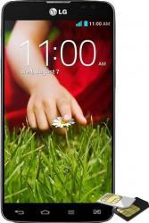 imagine Telefon Mobil LG Optimus Pro Lite D686 Dual Sim Black 80906