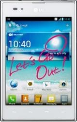 imagine Telefon Mobil LG Optimus Vu P895 White 61582