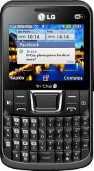 imagine Telefon Mobil LG Tri Chip C333 Triple SIM Black 63918