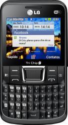 imagine Telefon Mobil LG Tri Chip C333 Triple SIM Black 63918