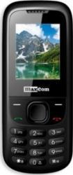 Telefon Mobil MaxCom MM 133 BB Dual SIM Black