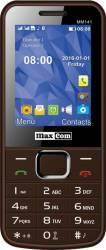 Telefon mobil MaxCom MM 141 Dual Sim Brown Telefoane Mobile