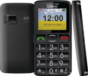 Telefon Mobil MaxCom MM 432 BB Black Telefoane Mobile