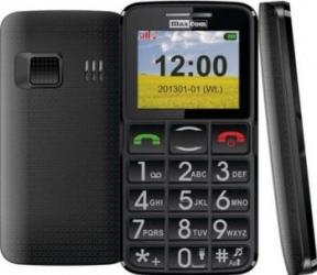 Telefon Mobil MaxCom MM 432 BB Black Telefoane Mobile