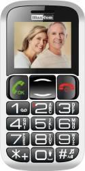 Telefon mobil MaxCom MM 462 BB Dual Sim Black Telefoane Mobile