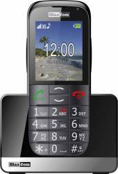 Telefon Mobil MaxCom MM 721 BB Black Telefoane Mobile