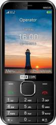 Telefon Mobil Maxcom MM330 Single SIM Black Telefoane Mobile