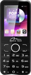 Telefon mobil Media-Tech 2Phone Dual SIM Black Telefoane Mobile