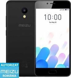 Telefon mobil Meizu M5c 16GB Dual SIM 4G Black Telefoane Mobile