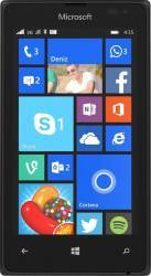 Telefon Mobil Microsoft Lumia 435 Dual SIM Black Resigilat Telefoane Mobile